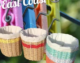 East Coast Laundry Basket