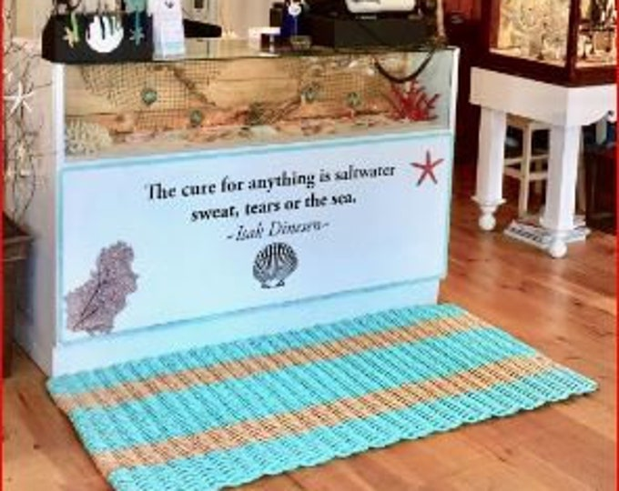 Handwoven Rope Mats Large