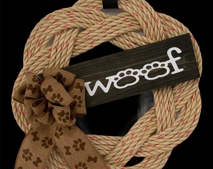 Turks Knot Wreath - Woof