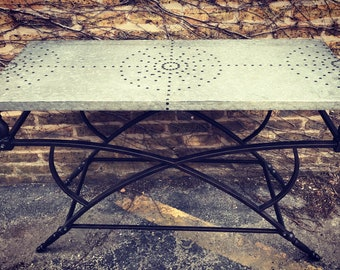 urban chic entry table