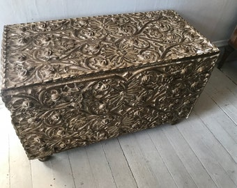 indonesian vintage chest