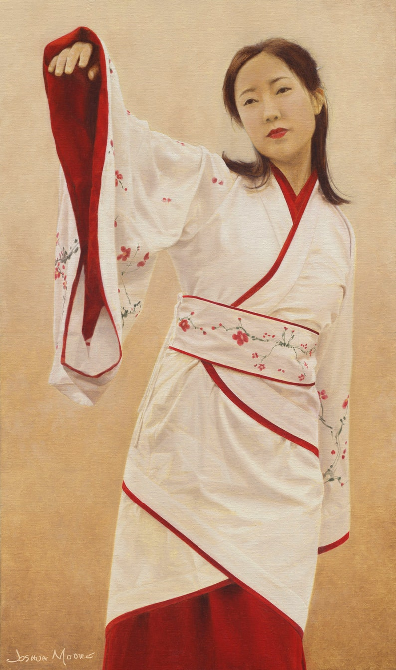 Print of Celebration Dancer by Joshua Moore image 0