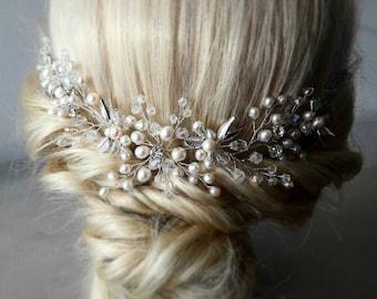 Winter Wedding Hair Etsy