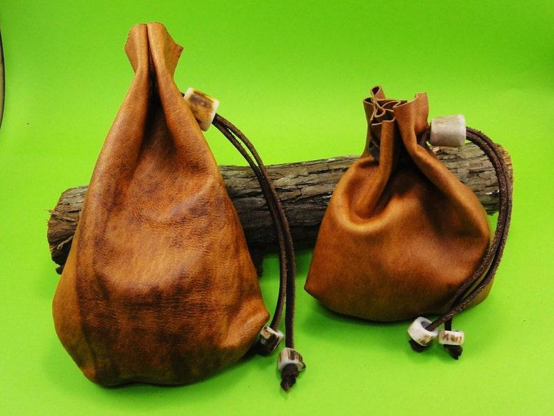 af0a52617 Bolsa de cuero medievalBolsa medievalBolsa de judasJuego de | Etsy