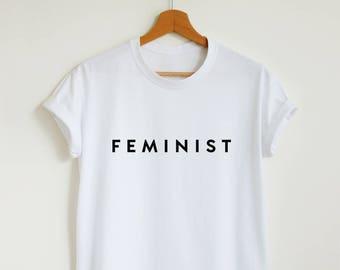 Feminist T-shirt, feminism shirt, women's unisex feminist shirt, ladies gift shirt