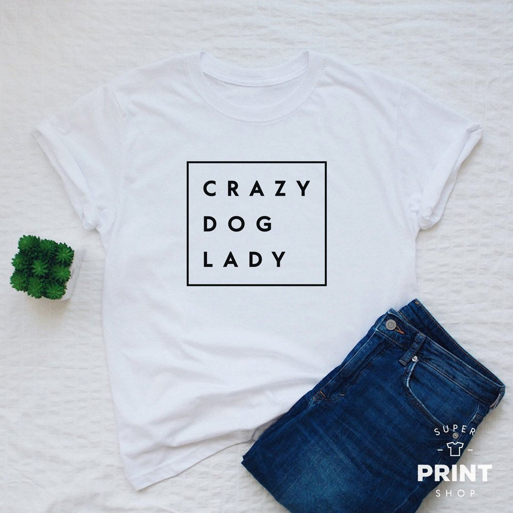 282653551 Funny T Shirts Crazy Dog – EDGE Engineering and Consulting Limited