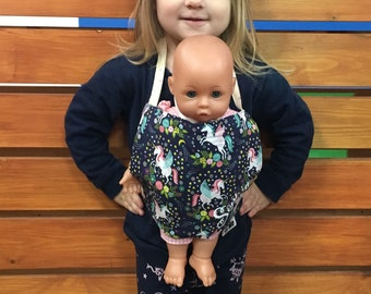 Doll carrier, Doll sling, Baby carrier, Toy carrier, Toy Sling, Doll Wearing, lovelilmo