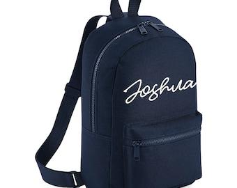 New Police Car Backpack School Bag Bookbag Children Kids Student Boy's Gift