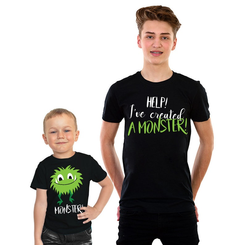 4c97e3b6 Help I've Created a Monster shirts Mother's Day   Etsy