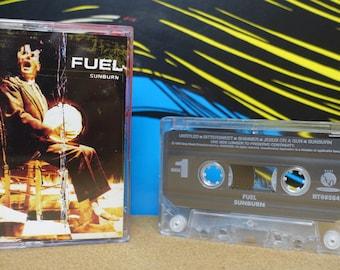 Fuel Backstage Music Pass Original 1999 Alternative Rock Sunburn Tour Blue Music Gift Vintage Collectible