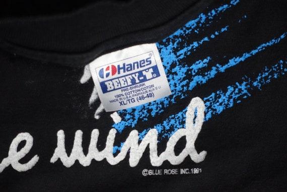 1991 garth Brooks - Ropine Vintage la vent tournée Vintage Ropine Concert T-Shirt 5fde84