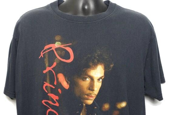 2000s Prince T Shirt - Musicology Tour Band Tee Original 00s Concert T-Shirt