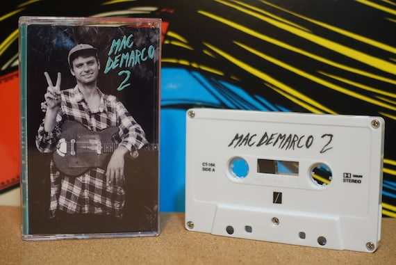 2 by Mac Demarco Cassette Tape