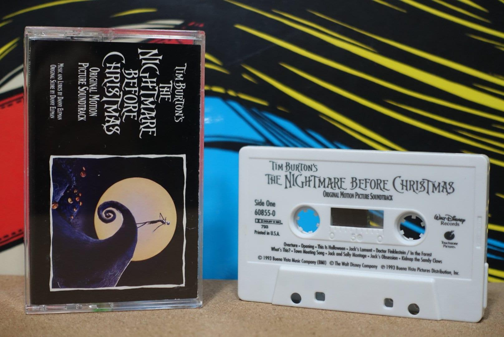 Tim Burton\'s The Nightmare Before Christmas (Original Motion Picture ...