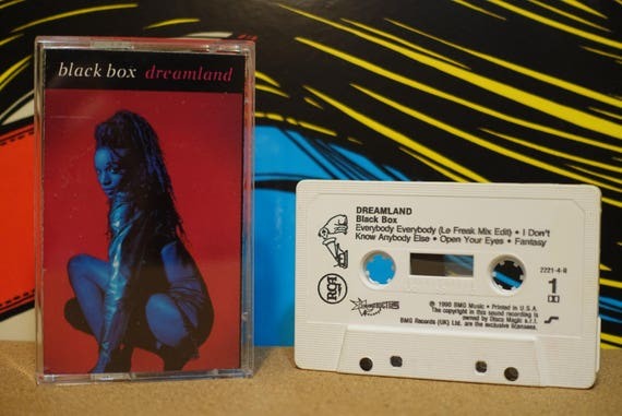 Dreamland by Black Box Vintage Cassette Tape