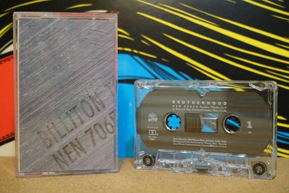 Brotherhood by New Order Vintage Cassette Tape