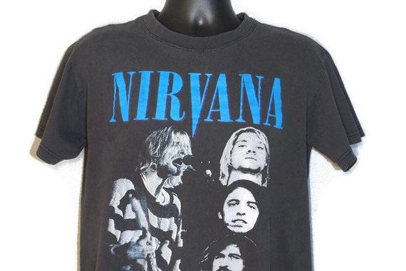 1994 RARE Nirvana - Kurt Cobain (1987 -1994) Vintage T-Shirt