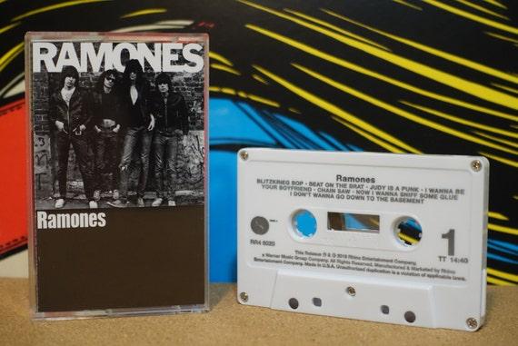 Ramones by Ramones (Reissue) Cassette Tape