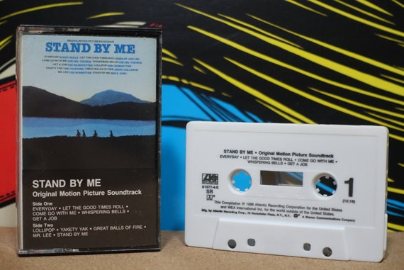 Stand By Me (Original Motion Picture Soundtrack) by Various Artists Vintage Cassette Tape