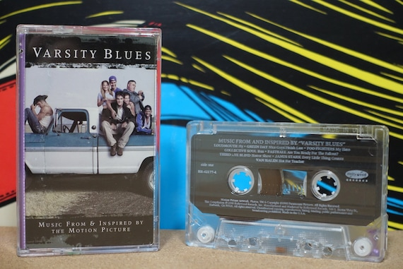 Varsity Blues - Music From And Inspired By The Motion Picture by Various Artists Vintage Cassette Tape