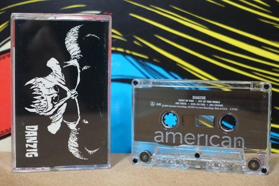 Danzig by Danzig Vintage Cassette Tape