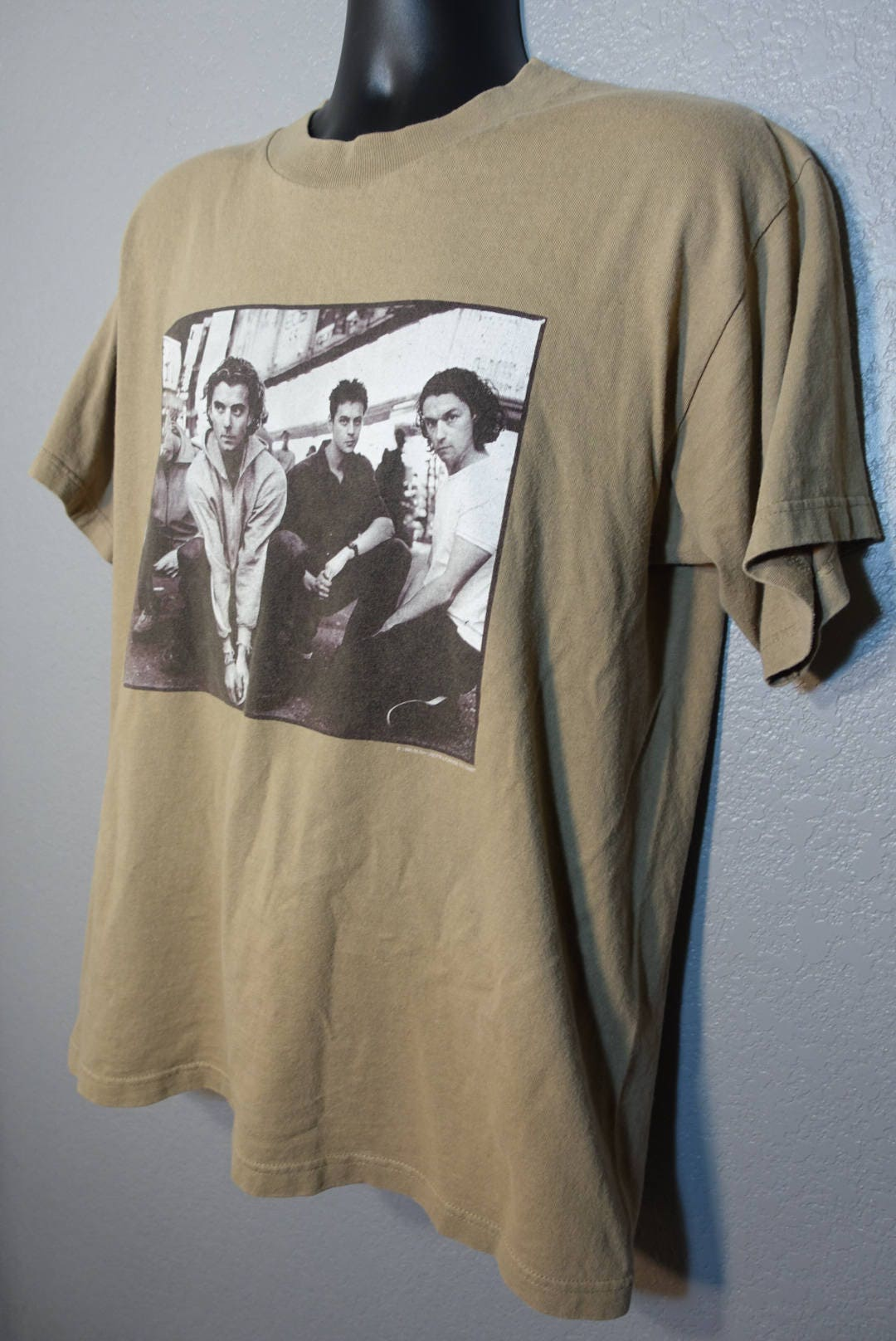 1995 Bush - Sixteen Stone Era Vintage Concert T-Shirt
