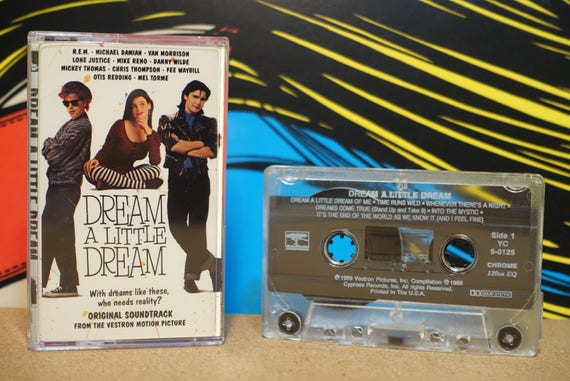 Dream A Little Dream by Various Artists Vintage Cassette Tape