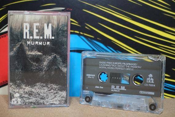 Murmur by R.E.M. Vintage Cassette Tape