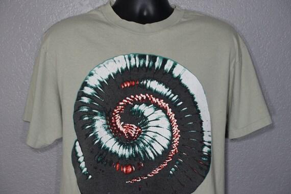 1994 RARE NIN Nine Inch Nails - Halo Nine - Closer to God Double-Sided NIN Vintage Concert T-Shirt