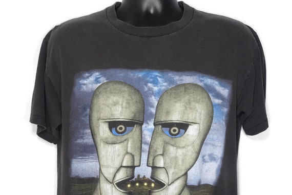 1994 Pink Floyd Division Bell North American Tour Double-Sided Vintage Concert T-Shirt
