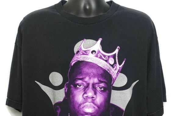 2000s Notorious BIG Biggie Smalls - Rap Memorial Tee 1972 - 1997 It Was All A Dream - Brooklyn Mint - XL Vintage T-Shirt