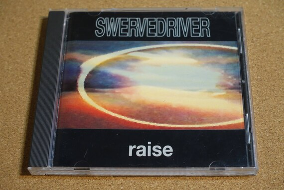 Raise by Swervedriver Vintage CD Compact Disc