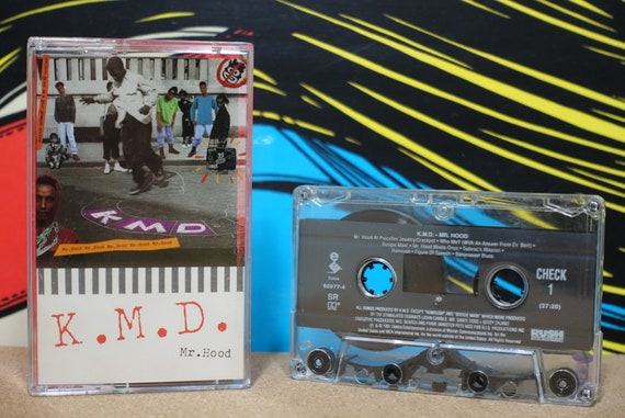Mr. Hood by K.M.D. Vintage Cassette Tape