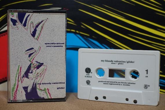 Glider by My Bloody Valentine Vintage Cassette Tape