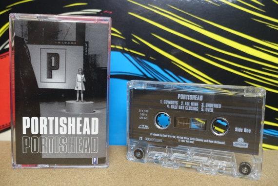 Portishead - Self Titled  Cassette Tape - 1997 London Records Vintage Analog Music