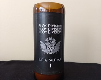Beer Candles - 3 Floyd's Floy Division India Pale Ale - Clove Scented