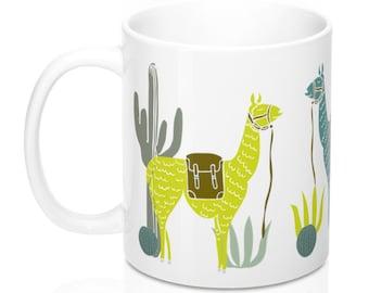 Looking Sharp Succulent Mug Grandma Cactus Lover Gift Gift for Mom Custom Cactus Gift Cactus Cheetah Personalized Coffee Mug Mothers Day