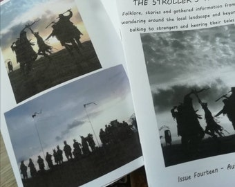 The Strollers Tale Issue 14 Autumn 2021