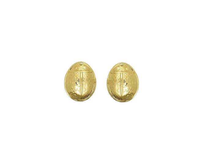 Beetle Hortense stud earrings