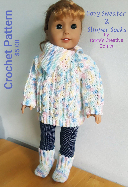 f78f702e31d Cozy Sweater & Slipper Socks - AG