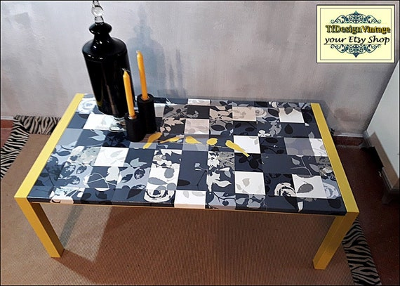 Coffee Table legs metal, Coffee table alternatives, Coffee table contemporary,Coffee table decor, Living room furniture, Patchwork furniture