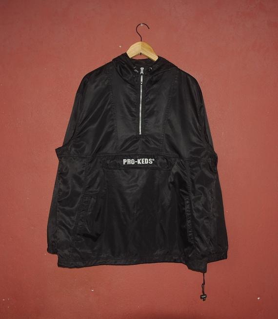 PRO-KEDS Jacket 1990s Windbreaker