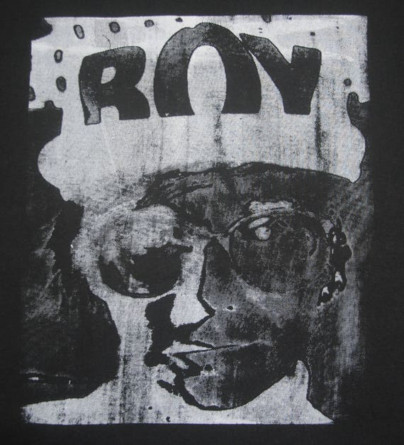 Andy Art Kings tee BOY LONDON Grunge seditionaries Warhol Pop T Large Potrait Road size Vintage 1980s Punk Post shirt 4EqPSwdU