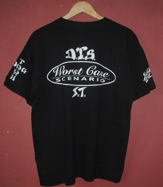 T Rock shirt Punk Thrash Large 1990s Case X American shirt Vintage Scenario Worst Suicidal Promo Dogtown Skateboarding 1990s Tendencies avznw6SFq