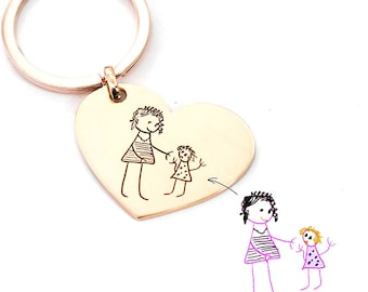 """Keyring Silver 925 """"Customizable with your own design"""""""