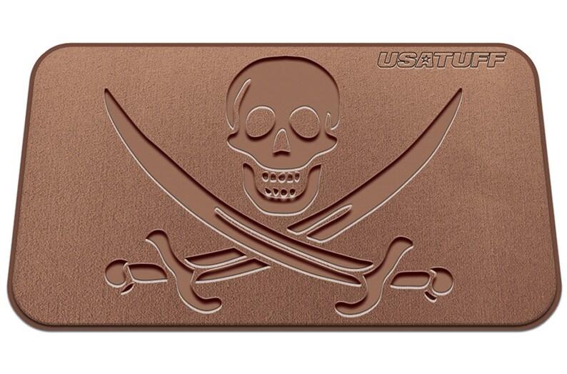 Fits 60qt Subdued Pirate Tan CABELAS Cooler Pad USATuff