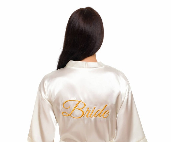 robes Lace Cheap 20 of robes girl 11 Bride Flower Under Bridesmaid and Plus robes robes robes robes set size Personalized Satin robes 18xw0vq