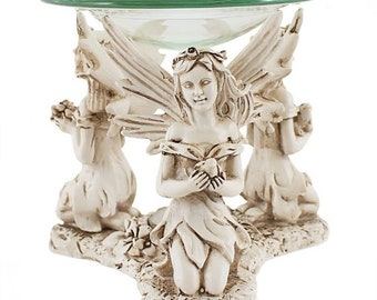 Fairy Oil Burner  Tealight Holder