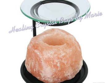 Salt Lamp Oil Burner