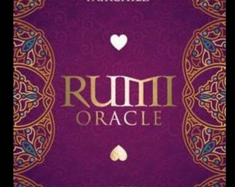 RUMI Oracle Cards & Guidebook by Alana Fairchild